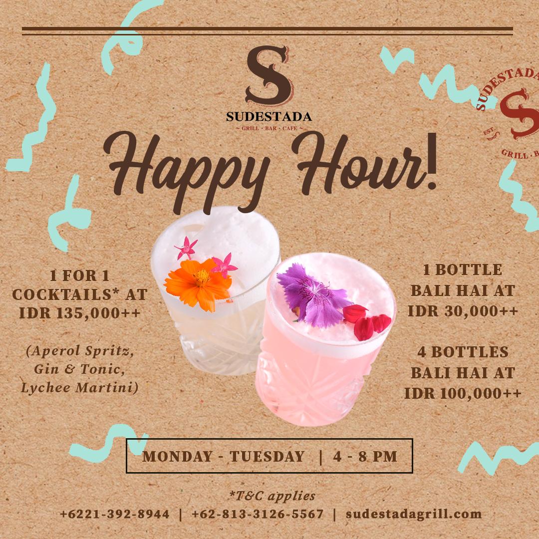 Happy Hour Promotion-zomato